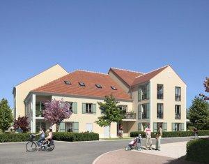 Achat / Vente appartement neuf Boissy-l'Aillerie à deux pas de la gare (95650) - Réf. 1329
