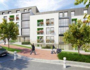Achat / Vente appartement neuf Boissy-Saint-Léger - 300m RER A (94470) - Réf. 5085