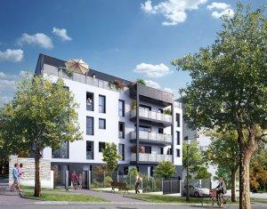 Achat / Vente appartement neuf Boissy-Saint-Léger proche du RER A (94470) - Réf. 1383