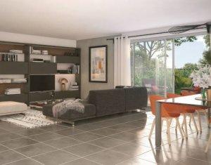Achat / Vente appartement neuf Boissy-Saint-Leger proche RER A (94470) - Réf. 2833