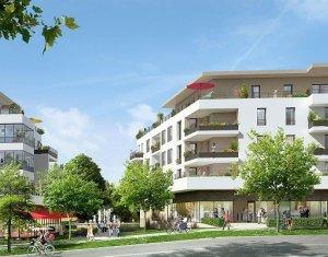 Achat / Vente appartement neuf Boissy-Saint-Léger proche RER A (94470) - Réf. 1964
