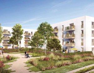 Achat / Vente appartement neuf Bondoufle à 5 minutes du centre-ville (91070) - Réf. 2002