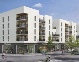Investissement locatif : Appartement en loi Pinel  Bondoufle au coeur de la place centrale (91070) - Réf. 4076