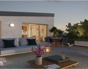 Investissement locatif : Appartement en loi Pinel  Bondoufle au cœur du nouveau centre-ville (91070) - Réf. 5007