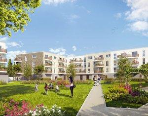 Achat / Vente appartement neuf Bondoufle dans le nouveau quartier du Grand Parc (91070) - Réf. 444