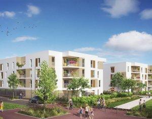 Achat / Vente appartement neuf Bondoufle proche centre (91070) - Réf. 3700