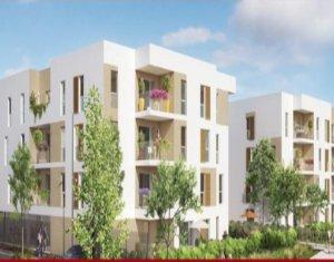 Investissement locatif : Appartement en loi Pinel  Bondoufle proche centre-ville (91070) - Réf. 4075