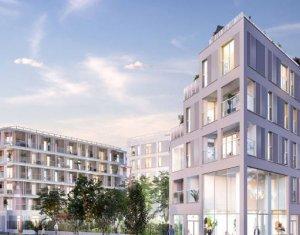 Investissement locatif : Appartement en loi Pinel  Bondy au cœur de ville TVA réduite (93140) - Réf. 5618