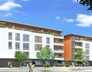 Achat / Vente appartement neuf Bondy coeur de ville (93140) - Réf. 673