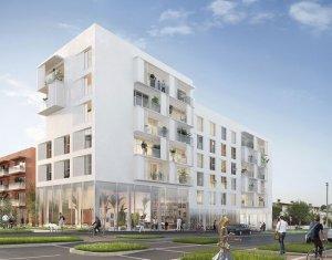 Achat / Vente appartement neuf Bondy mi-chemin canal de l'Ourcq et centre-ville (93140) - Réf. 3784