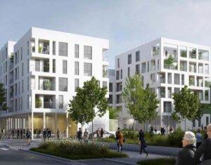Achat / Vente appartement neuf Bondy nouveau quartier Rives de l'Ourcq (93140) - Réf. 3072