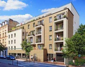 Achat / Vente appartement neuf Bondy proche commodités (93140) - Réf. 2016