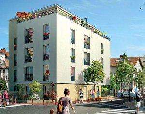 Achat / Vente appartement neuf Bondy proche de la gare RER (93140) - Réf. 995