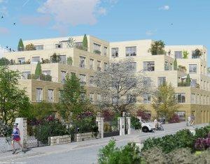 Investissement locatif : Appartement en loi Pinel  Bondy proche futur métro ligne 15 (93140) - Réf. 3517