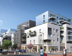Investissement locatif : Appartement en loi Pinel  Bondy proche RER E (93140) - Réf. 3774