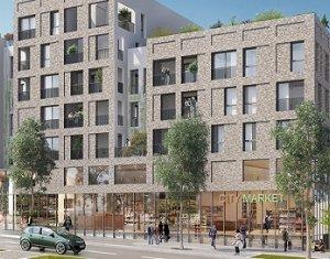 Achat / Vente appartement neuf Bondy sur les rives de l'Ourcq (93140) - Réf. 2469