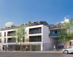 Achat / Vente appartement neuf Bonneuil-sur-Marne proche bus (94380) - Réf. 3211