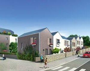Achat / Vente appartement neuf Bonnières-sur-Seine à deux pas des établissements scolaires (78270) - Réf. 829