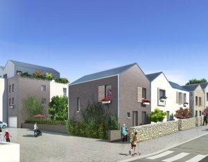 Achat / Vente appartement neuf Bonnières-sur-Seine à deux pas du centre-ville (78270) - Réf. 600