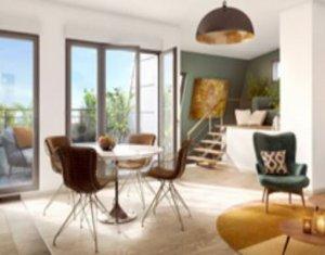 Achat / Vente appartement neuf Bourg-La-Reine proche centre-ville (92340) - Réf. 3754