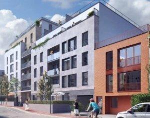 Achat / Vente appartement neuf Bourg-La-Reine proche de Paris (92340) - Réf. 3362