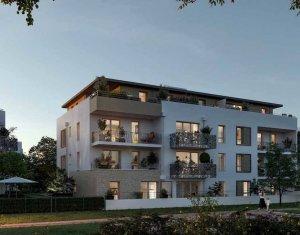 Achat / Vente appartement neuf Boussy-Saint-Antoine proche de la forêt de Sénart (91800) - Réf. 6168