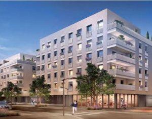 Investissement locatif : Appartement en loi Pinel  Brétigny-sur-Orge cœur quartier Clause-Bois Badeau (91220) - Réf. 3863