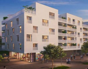 Investissement locatif : Appartement en loi Pinel  Brétigny-sur-Orge éco-quartier Clause-Bois Badeau (91220) - Réf. 4458