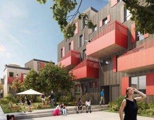 Achat / Vente appartement neuf Brétigny-sur-Orge proche parc Clause Bois-Badeau (91220) - Réf. 1223