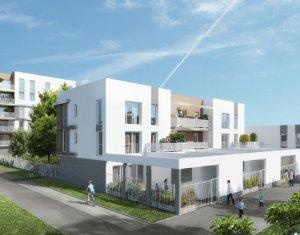 Achat / Vente appartement neuf Brétigny-sur-Orge, quartier Clause Bois Badeau (91220) - Réf. 365