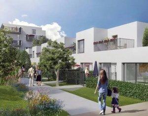 Investissement locatif : Appartement en loi Pinel  Brétigny sur Orge ZAC Clause-Bois Bardeau (91220) - Réf. 1432