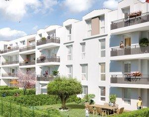 Achat / Vente appartement neuf Brie-Comte-Robert proche centre-ville (77170) - Réf. 3974