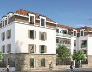 Achat / Vente appartement neuf Brie-Comte-Robert proche RER D et A (77170) - Réf. 240