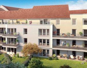 Investissement locatif : Appartement en loi Pinel  Brou-sur-Chantereine proche des commerces (77177) - Réf. 4629