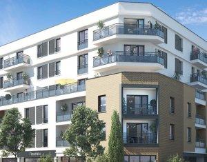 Investissement locatif : Appartement en loi Pinel  Brou-sur-Chantereine proche gare Vaires Torcy (77177) - Réf. 2431