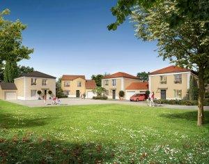 Achat / Vente appartement neuf Bruyère-sur-Oise proche cœur village (95820) - Réf. 4046