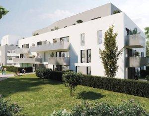 Investissement locatif : Appartement en loi Pinel  Bruyères-le-Châtel au coeur du quartier de la Croix de l'Orme (91680) - Réf. 4307