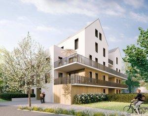Achat / Vente appartement neuf Bruyères-le-Châtel écoquartier de la Croix de l'Orme (91680) - Réf. 6306
