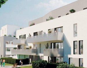 Investissement locatif : Appartement en loi Pinel  Bruyères-le-Châtel quartier Croix de l'Orme (91680) - Réf. 4787