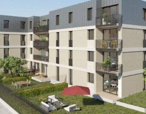 Investissement locatif : Appartement en loi Pinel  Bry-sur-Marne proche RER A (94360) - Réf. 5358