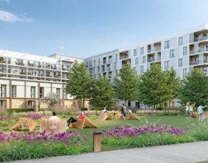 Investissement locatif : Appartement en loi Pinel  Bussy-Saint-Georges à deux pas du RER (77600) - Réf. 4627