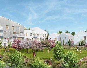 Investissement locatif : Appartement en loi Pinel  Bussy-Saint-Georges au coeur de l'écoquartier (77600) - Réf. 3938