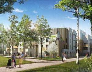 Achat / Vente appartement neuf Bussy-Saint-Georges au cœur de l'éco quartier Le Sycomore (77600) - Réf. 4036
