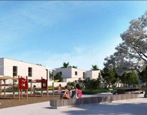 Achat / Vente appartement neuf Bussy-Saint-Georges au cœur nouvel Eco quartier (77600) - Réf. 4035