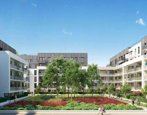 Achat / Vente appartement neuf Bussy-Saint-Georges centre-ville (77600) - Réf. 2672