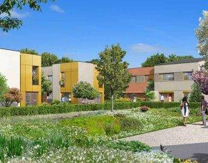 Achat / Vente appartement neuf Bussy Saint-Georges éco-quartier du Sycomore (77600) - Réf. 2076