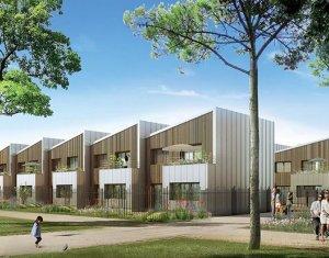 Achat / Vente appartement neuf Bussy Saint-Georges écoquartier (77600) - Réf. 886