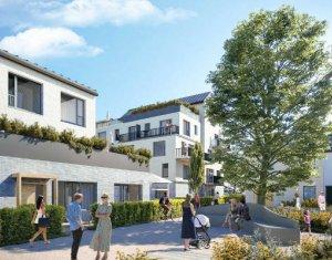 Achat / Vente appartement neuf Bussy-Saint-Georges proche centre-ville (77600) - Réf. 5071
