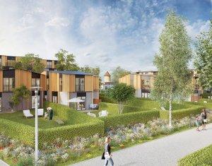 Achat / Vente appartement neuf Bussy-Saint-Georges proche parc du Génitoy (77600) - Réf. 3207