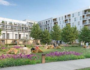 Achat / Vente appartement neuf Bussy-Saint-Georges proche parc Sycomore (77600) - Réf. 3989